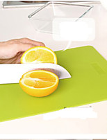 Folding Thin Cutting Board Random Color