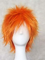 Anime Cosplay Orange Wig Death Characters