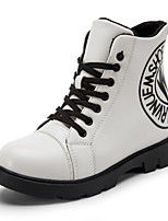 Women's Shoes Synthetic Platform Platform / Cowboy / Western Boots / Bootie / Creepers Boots Office & Career