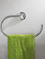 Porte Papier Toilette / Réchauffe Serviette , Contemporain Chrome Fixation au Mur