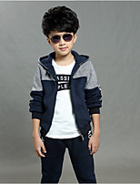 Boy's Cotton Clothing Set , Winter Long Sleeve