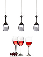 Pendant Lights LED 3 Lights Long Bar Backplate Modern/Contemporary Living Room / Bedroom / Dining Room Office