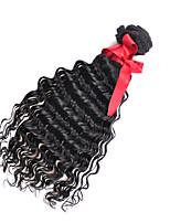 Brazilian Virgin Hair Loose Curly Wave Hair 1 Pcs/lot 7A Brazilian Hair Weave Bundles Loose Curly Wave Wefts