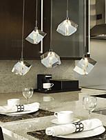 Fashion Crystal Lamp Five Head Crystal Pendant