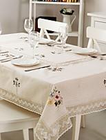 Nappes de table 1 100% Coton