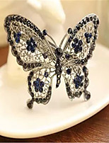 Original han edition ruili style butterfly hairpin