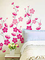Botánico / De moda Pegatinas de pared Calcomanías de Aviones para Pared , PVC 90cm*60cm