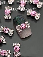 10pcs - Bijoux pour ongles - Doigt - en Adorable - 1*1