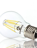 Decorative Globe Bulbs , E26/E27 8 W 6 COB 550-650LM LM Warm White / Cool White AC 100-240 V