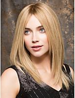 Girl Long Purecolor Light Golden Curls Daenerys Targaryen CosplayTemperature Fiber Synthetic Hair Wigs