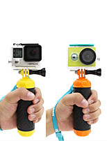 TELESIN Gopro Dive Buoy Handheld Floating Hand Grip forXiaomi Yi Cameras and Tripod/pole Mount for ALL Water Sports