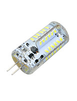 5 G4 2-pins LED-lampen T 57 SMD 3014 400-500 lm Warm wit / Koel wit Decoratief AC 12 V 1 stuks