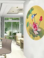 Animals / Botanical / Fashion Wall Stickers Plane Wall Stickers , PVC 50cm*66cm