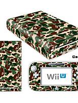 Custodia adesiva - For Wii U Console & GamePad - # - di PVC / Gomma - Wii U / Nintendo Wii U - Audio e video - Novità