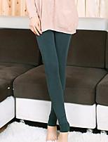 Women Fleece Lined Legging , Cotton Thick