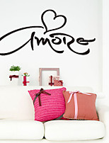 Still Life / Fashion Wall Stickers Plane Wall Stickers , PVC 90cm*40cm