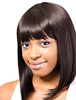 nueva styllish peluca super natural del pelo 1