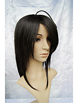 LanTing Cos The Betrayal Knows My Name Luka Crosszeria Long Black Cosplay Wig Party Anime Hair