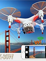 Cheerson CX-30W Drone WIFI - IPHONG Phone Control Real-time Transmission Middle Drone With 0.3MP Camera