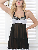 Women Cup Chemises & Gowns / Lace Lingerie / Ultra Sexy Nightwear , Lace