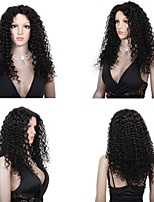 Premierwigs 8A 10''-24'' Big Sexy Curly Soft Full Brazilian Virgin Lace Front Wigs Natural Hairline No Reason Return