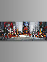 Personas / Naturaleza muerta / Paisaje / Arquitectura / Moderno Impresión de la lona Un Panel Listo para colgar , Horizontal