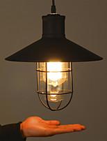 Maishang Retro 1 Lamp Hemp Rope Chandelier Retro Country Style