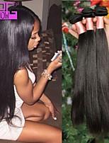 venda quente 10-30inch cabelo brasileiro no cabelo humano estoque de alta qualidade em linha reta