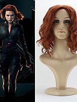 X-Men vedova nera natasha Cos Europa e gli Stati Uniti cos posto parrucca di Halloween