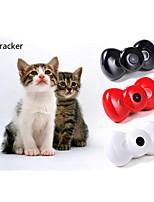 Mini GSM mms pajarita vídeo localizador / gprs rastreador de tiempo real para mascotas perros gatos Tracker GPS