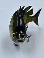 High Quality 3.2 Inch 15 Gram Sun Fish Crank Bait Segment Swim Bait Fishing