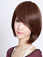 8Inch Capless Short High Quality Synthetic Hair Wig