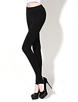 HOSYO World Premiere 2015 New Arrival Women's Cotton Fashion Love Fitness Pattern Sports Legging Fabric THICKNESS