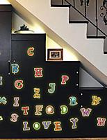Tempo libero Adesivi murali Adesivi aereo da parete , PVC 21cm*29.7cm