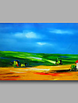 abstraite moderne arbres de la montagne d'art toile de peinture à l'huile de déco déco maison un panneau peint à la main
