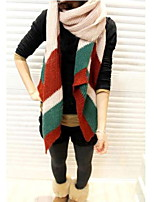 Women Thicken Spell Color Scarves