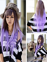 Magic Princess Purple Curly Long Sweet Lolita Wig