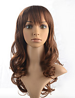 2015 Women Ombre Fashion Natural Wavy Janpanese Heat Resistant Synthetic Hair Wig66015-#8230- 22
