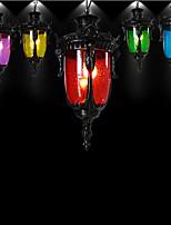 Luzes Pingente - Metal - LED -Sala de Estar / Quarto / Sala de Jantar / Quarto de Estudo/Escritório / Quarto das Crianças / Corredor /