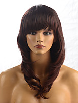 2015 Women Ombre Fashion Natural Wavy Janpanese Heat Resistant Synthetic Hair Wig 18027-#6443 16