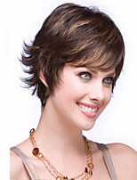 Lady Women Sale To Eurepean Beautiful Syntheic  Hair Wig