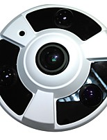 180 Degree HD AHD  Fisheye Camera