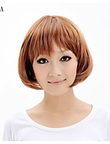 2015 Women Ombre Fashion Natural Wavy Janpanese Heat Resistant Synthetic Hair Wig XY013 12