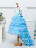 Wedding Party Formal Flower Girls Dress baby Pageant dresses 3-8T