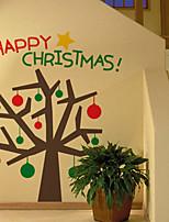 Christmas / Fashion Wall Stickers Plane Wall Stickers , PVC 74cm*68cm