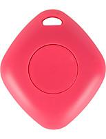 dispositivo di allarme itag-02 Bluetooth v4.0 anti-perso per selfie remota, registrazione, luogo - rosso