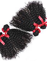 Brazilian Curly Hair Weave 4 Bundles Virgin Hair Extensions Human Hair Kinky Curly 7A Grade Remy Hair Bundles 100g/pcs