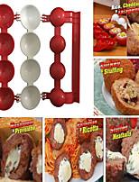 Utensílios de Carne e Marisco Plástico ,