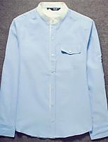 DMI™ Men's Mock Neck Solid Color Fashion Shirt(More Colors)