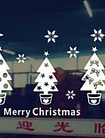 Christmas / Fashion Wall Stickers Plane Wall Stickers , PVC 55cm*45cm